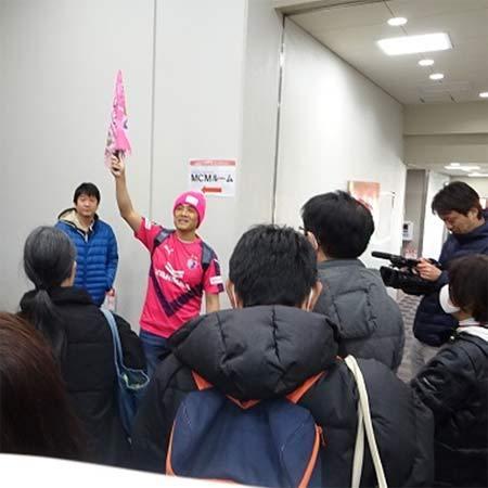 【動画公開】スタジアム改修直前スペシャルイベント「スタジアムツアー」編